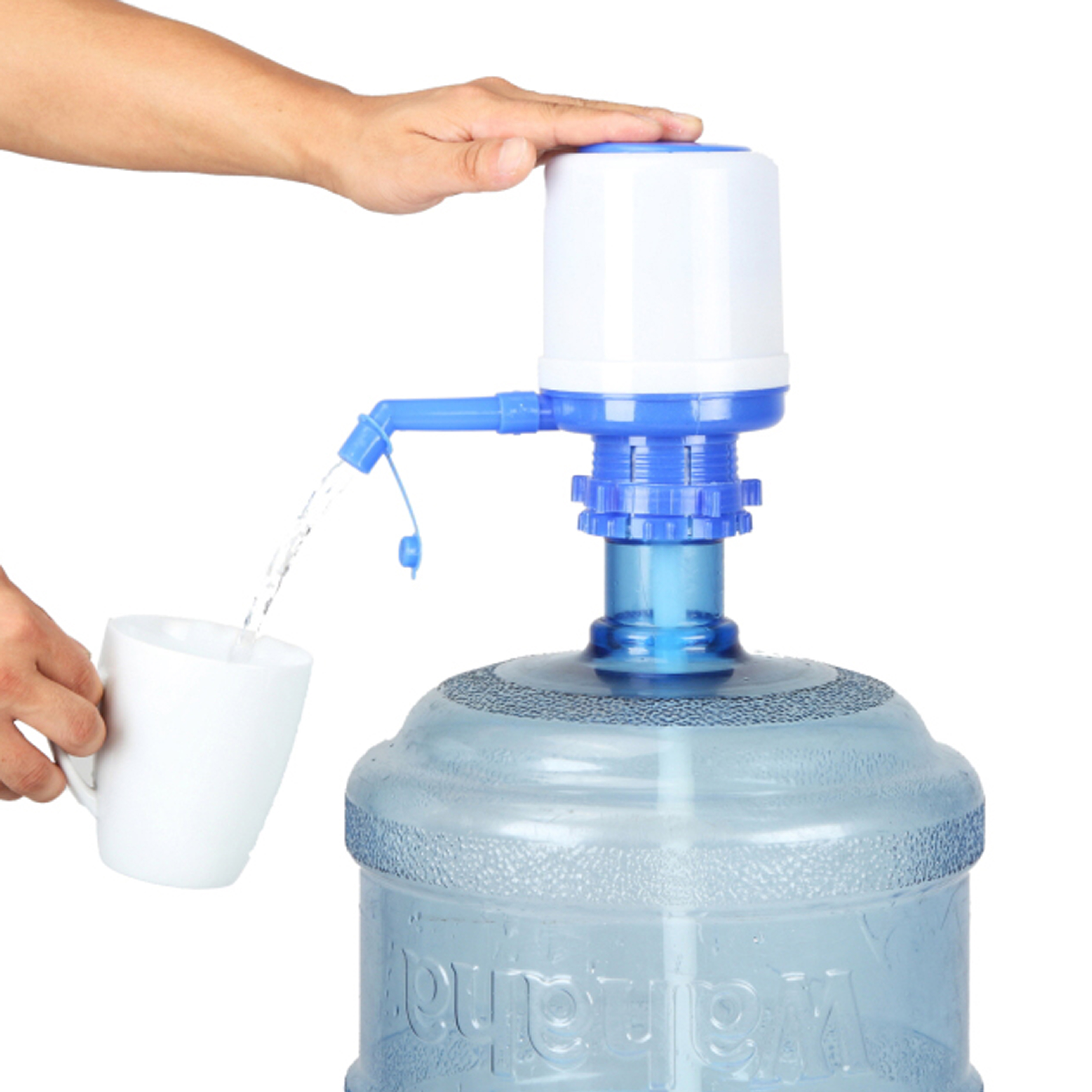 HUILE HL-01 manual drinking water <strong>pump</strong> for bottled water Amazon choice