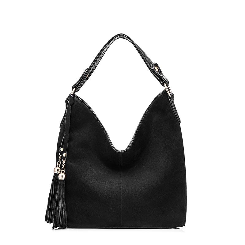 REALER женская кожаная сумка на плечо, сумка-мессенджер, женская через плечо, большая сумкак с верхней ручкой(Китай)