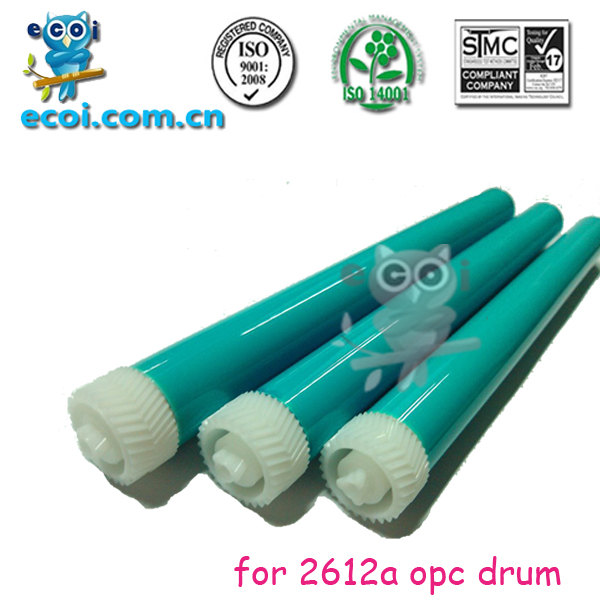 2612a opc drum compatible for HP LaserJet 1010/1012/1015 wholesale alibaba