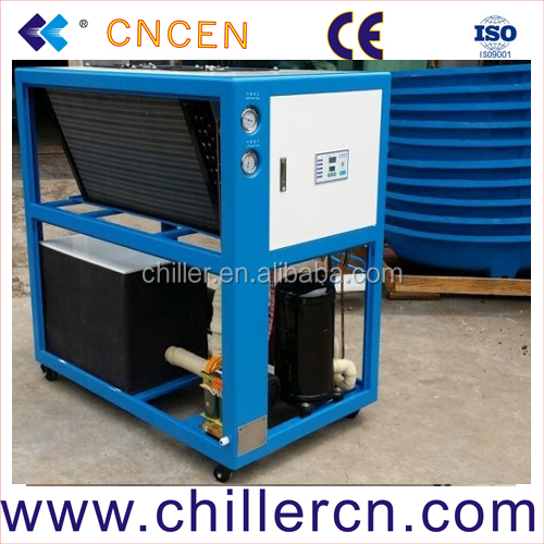 anodizing plating and metal coating chiller
