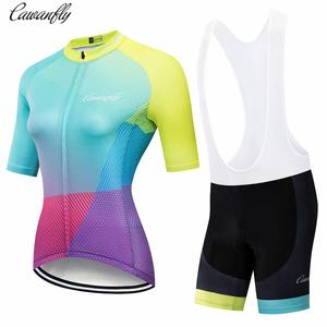 CAWANFLY No Minimum China Custom International Cycling Jerseys and Bibshorts Set
