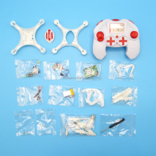 Hot Selling OEM Drone 2.4G 4CH 6Axis Gyro Quadcopter Drone Toy Radio Control Diy Kit