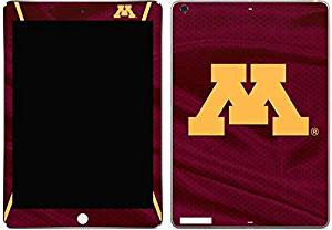 University of Minnesota iPad Air Skin - Minnesota Red Jersey Vinyl Decal Skin For Your iPad Air