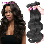 Unprocessed wholesale virgin brazilian hair body wave cabelo natural