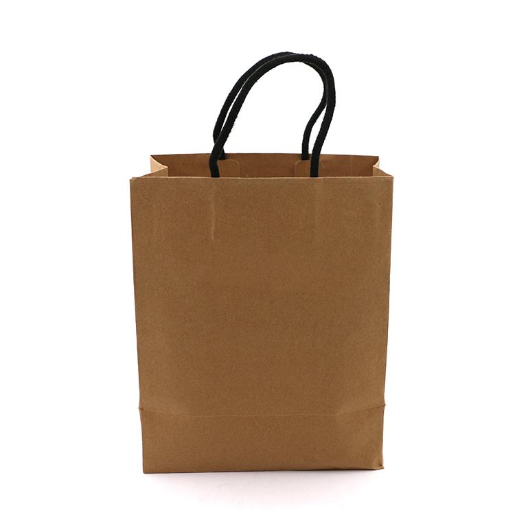 Custom Machine Packing Print Kraft Paper Bag
