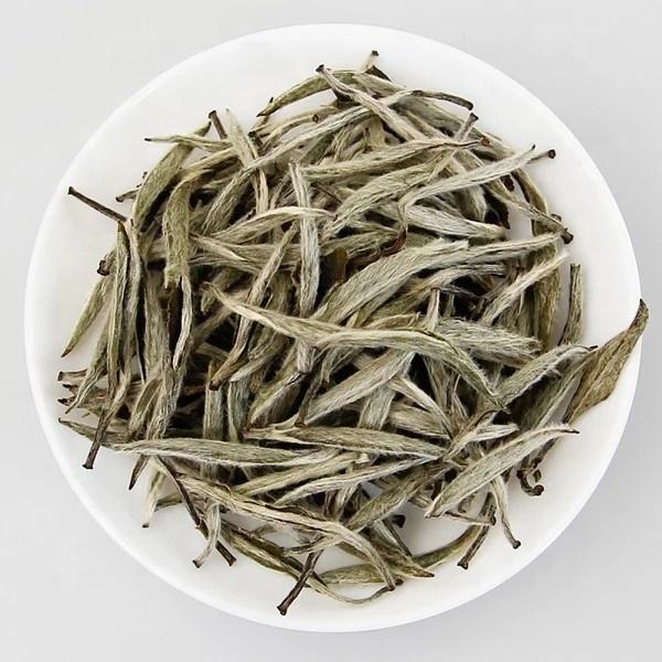 China organic white tea Silver needle(baihaoyinzhen),natural and health white tea - 4uTea   4uTea.com