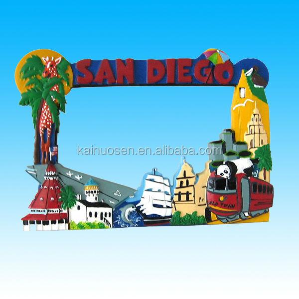 Wunderbar San Diego Picture Frame Bilder - Badspiegel Rahmen Ideen ...