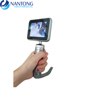 Big Brand Nantong Yikun Medical video flexible laryngoscope set price
