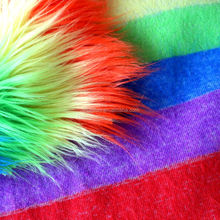 colorful faux fur fabric faux fur manufacturers