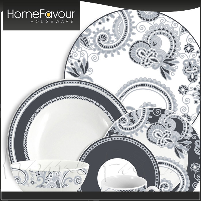 Strict QC Supplier Made In China Guangzhou Italian Ceramic Table Ware