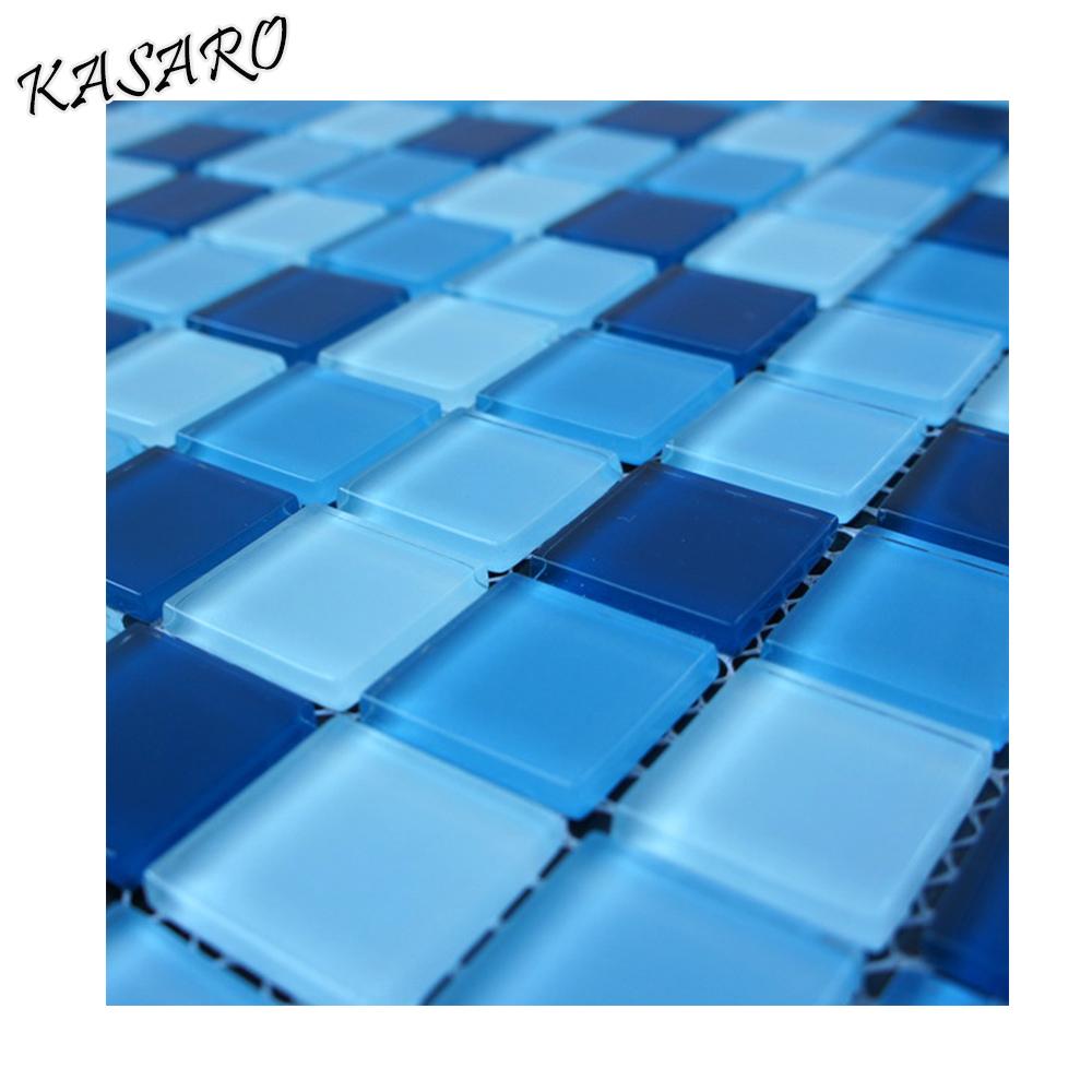 Ksl-131046 Ocean Blue Mosaic Swimming Pool Tile - Buy Swimming Pool Tile  Blue,Swimming Pool Tile,Swimming Pool Tile Product on Alibaba.com