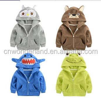 a0852484e Lovely Small Boys Fleece Coat Winter Baby Clothes Baby Boy Jackets ...