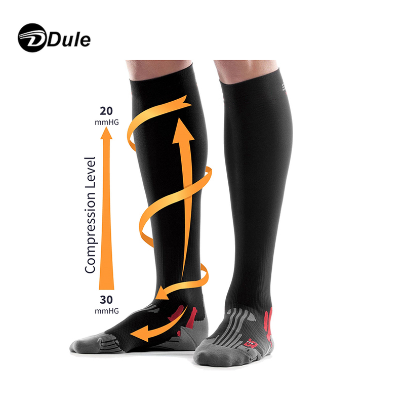 DL-II-0210 mens compression running socks mens compression socks for running