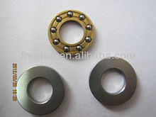 F4-10M 4x10x4mm with ungroove washers thrust ball bearing