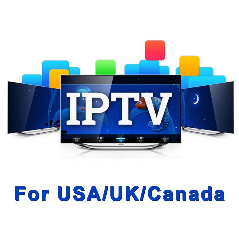 IPTV USA Channels TV Subscription 12 Months Reseller Panel