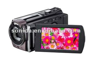 easy and good use 16 mp digital video camera camcorder 16x digital zoom