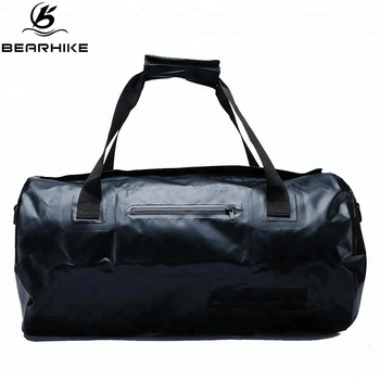 2216a4bf80 Large Best Roll Top Waterproof PVC Motorcycle Duffel Dry Bag Luggage For  Traveling