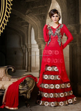 Designer Heavy Bridal Lehenga Choli Dress R5171