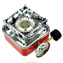 2016 Wholesale China Made Copper Alloy 100g/hr 2800W Butane/Propane Gas Cook Camping Stove For Outdoor Trave