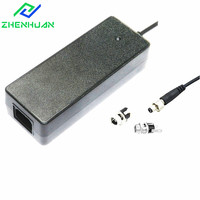 Excellent quality DC 24 V 4 A Power Supply Adapter with 3 Prong US Plug AC Cable for Print equipment