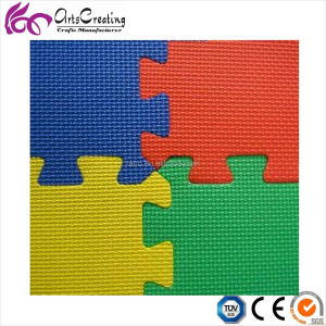 eco-friendly kids play foam puzzle / eva floor mat for baby room