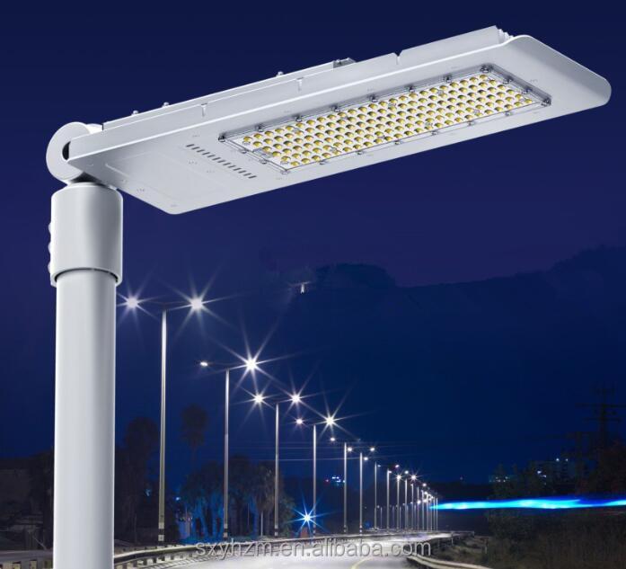 Weg/straat/snelweg verlichting 30 w 40 w 50 w 60 w 80 w outdoor zonne-energie led