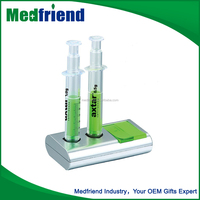 High Quality Cheap Custom Syringe Shaped Pen Set with Memo