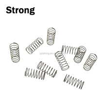 OEM stainless steel 304 small compression spring for toys