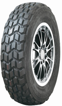 Military Radial Truck Tire 7.50R16 Sand Grip Tire for Middle East