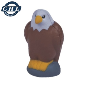 Promotional anti PU stress hawk