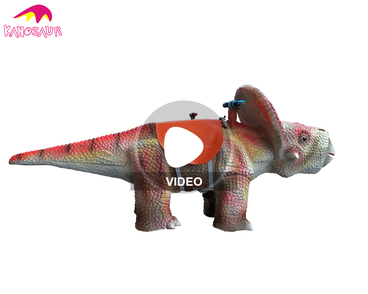 KANO6461 Customized Animatronic Dinosaur Ride On Kids