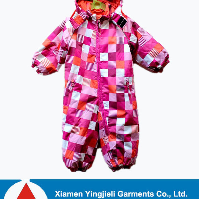 7c00376e1420 China New Baby Winter Outdoor Snow Sport Skiing Suit One Piece Ski Jumpsuit  For Kids Sports