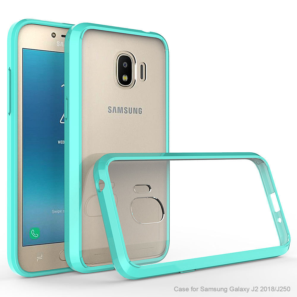 huge selection of f9b56 57906 Acrylic Hard Back Cover Tpu Bumper For Samsung Galaxy J2 2018 Phone Case -  Buy For Samsung Galaxy J2 2018 Phone Case,Acrylic Hard Back Cover,Back ...