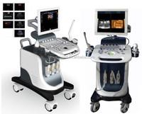 3d color doppler trolley ultrasound scan machine price