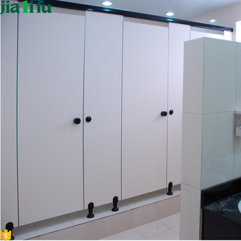 Solid Phenolic Bathroom Shower Stall Partitions For Hotels In Sri Lanka