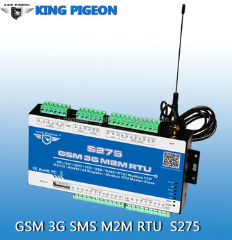 Dhl Gsm Gprs Data Logger Acquisition System S240 Nc/no Dry Contact ...