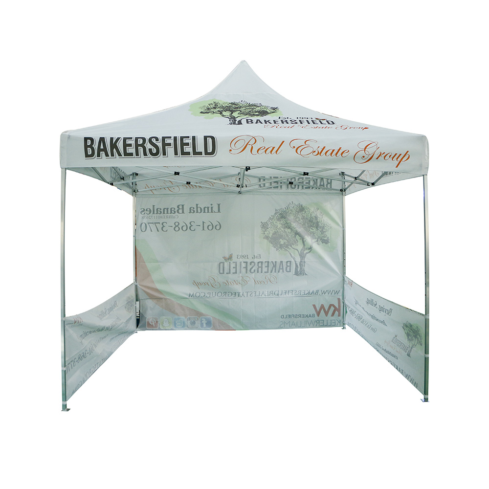 Promotional Advertising 10x10 Pop Up Tent Pop Up Canopy Tent
