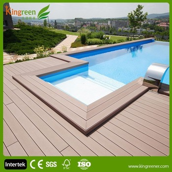 2015 Fire-resistant Swimming Pool Decking Tiles Waterproof Good For  Swimming Pool Composite Decking Board - Buy Swimming Pool Decking  Tile,Decking ...