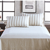 100% flax Bedding Sets /White Luxury Bed Linen / Bedding Set / coverlet