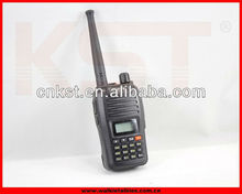 Handy 199 canais big display lcd v5 walkie- talkie