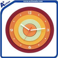 novelty target wall clock