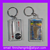 promotion gift personalized photo insert with thermometer acrylic keychain,acrylic keychain blanks,acrylic keychain custom