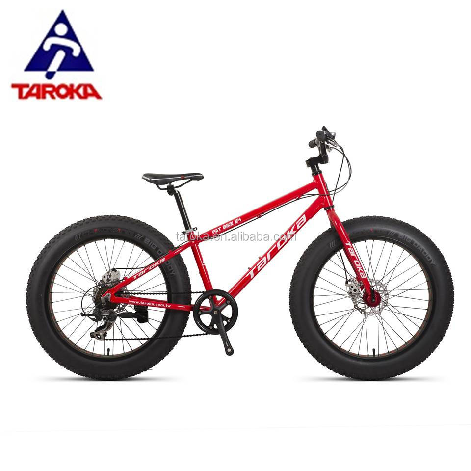 OEM 2017 TAIWAN 20 INCH TOURNEY 6 SPEED ALLOY SNOW BIKE FAT TIRE BIKE