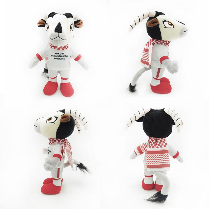 OEM/ODM Custom Animal Stuffed Plush Toy Mascot Manufacturer