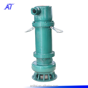 2.2kw small flameproof sewage sand submersible pump