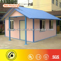 prefabricated domitory/house/office/shop/villa/apartment