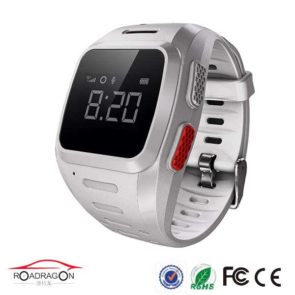 Gps watch running Sport Management SOS button Historical route inquiry GSM/GPRS Smart Watch with google map