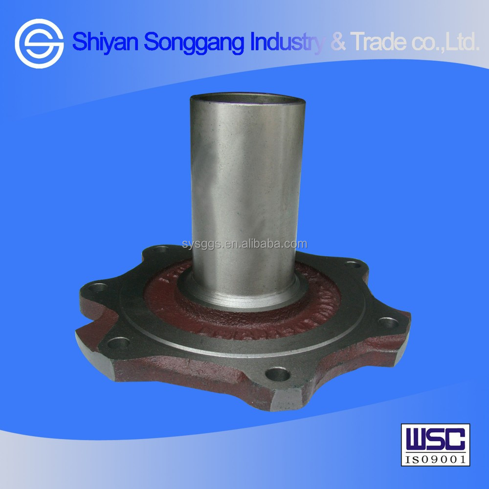 High Quality Dongfeng Truck Gearbox Primary Shaft Gear Cover DC12J150TMA02-041