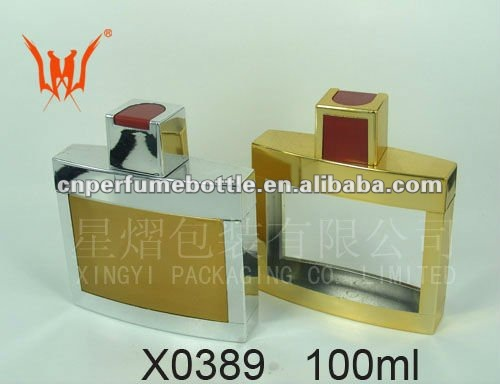 2012 Newest Hot sale Perfume Bottle for men 100 ML is available Factory Outlet