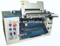 ZX-380 PVC Spiral wire Binding Machine / plastic coil binding machine